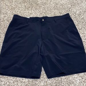 Footjoy performance lightweight shorts NAVY